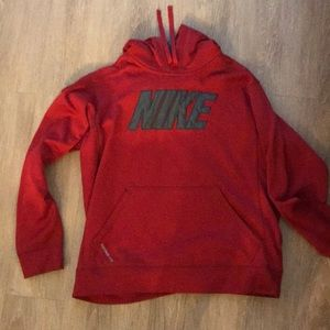Men's Nike thermi fit hoodie